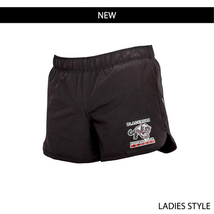 98dd1e64d Club Stretch Training Shorts Kids + Ladies + Men's - Blackburn ...